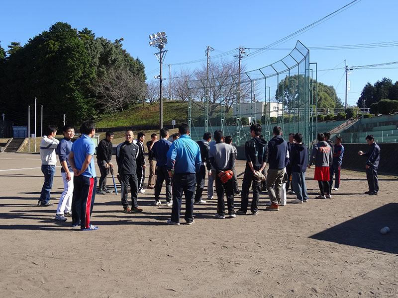 第2回ソフトボール大会①